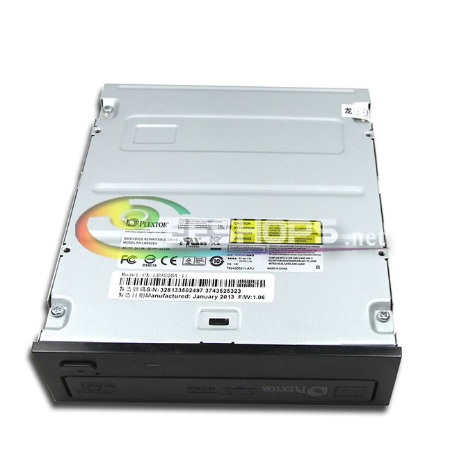 Original Plextor PX-LB950SA LightScribe Super Multi 12X 3D BD-R BD-RW Blu-ray Disc Burner Dual Layer BD-RE DL Blue-ray 16X DVD+-R 48X CD-RW Writer Desktop PC Internal SATA Optical Drive