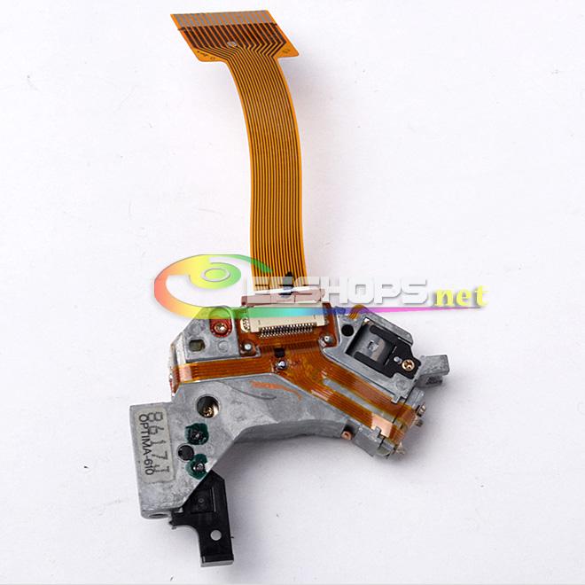 1pcs New Laser Lens Optical Pickup OPTIMA-610 OPT-610 For Car CD