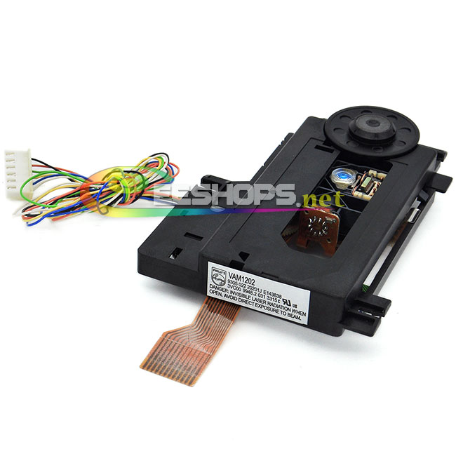 NEW OPTICAL LASER LENS PICKUP for Blaupunkt Los Angeles MP72 player