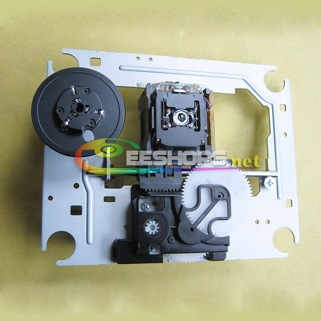 Best Cheap for Denon DCD-720AE DCD720AE HiFi Compact Disc CD Player Laser Lens Optical PickUp Assy with Mechanism Tray Deck Complete Replacement Spare Parts