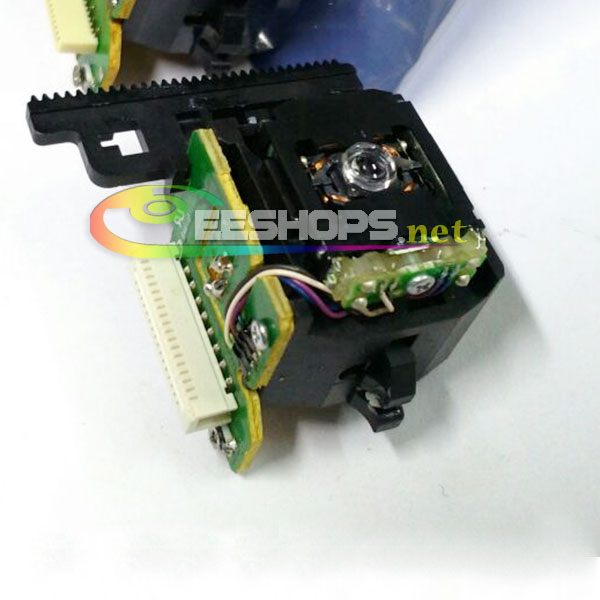 Best Genuine New Sanyo SF-P101N SF-P101 Optical Laser Lens Pick-Up Assy 16 Pins for CD Compact Disc Player Replacement Spare Parts Free Shipping