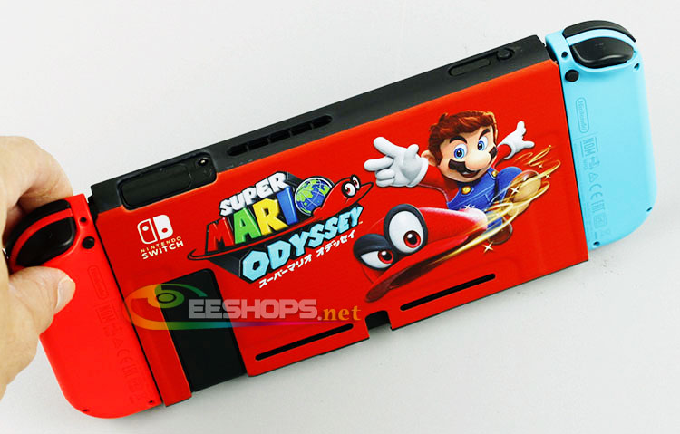 New For Nintendo Switch Ns Game Console Protective Case