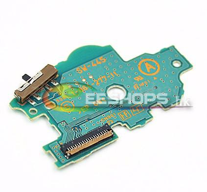 power switch motherboard