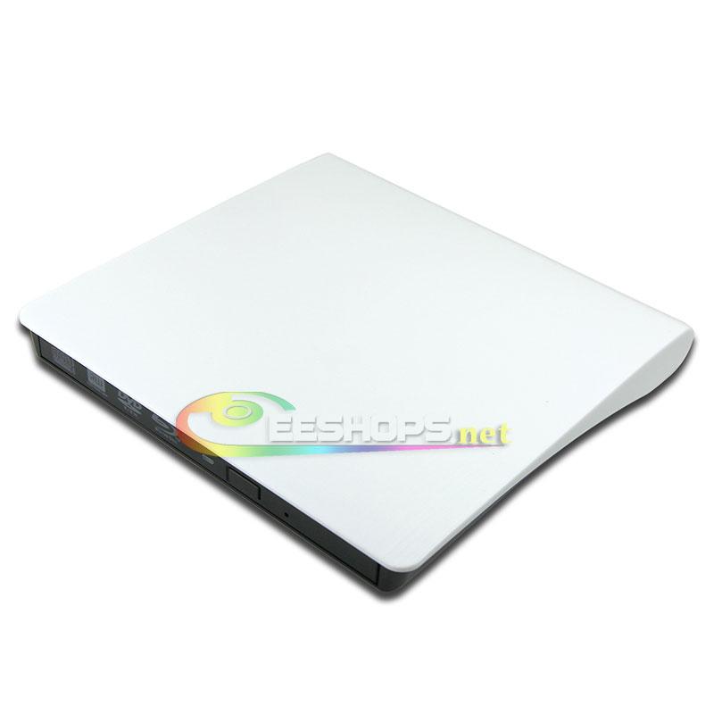 Best New Ultra-Slim 6X 3D Blu-ray Movies Burner 4K UHD