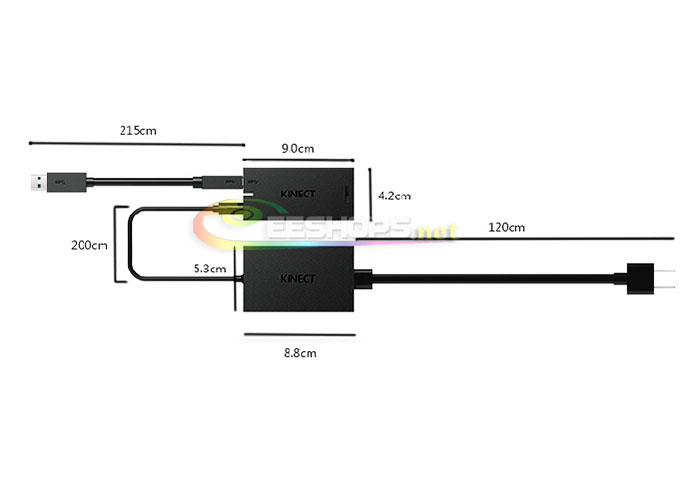 xbox 360 kinect wire diagram