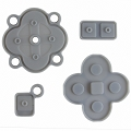 DSi D-Pad Button Rubber Set for Nintendo DSi Repair Parts