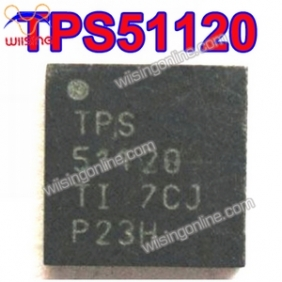 Texas Instruments TPS51120 Highly Sophisticated Dual Current Mode Synchronous Step-down Controller