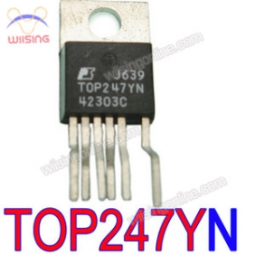 PI TOP247YN TOP247 TO-220-7C TOPSwitch-GX Extended Power Design Flexoble EcoSmart Integrated Off-Line Switcher