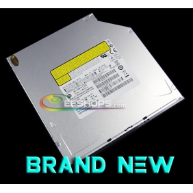 New Sony Nec AD-7691H 8X DL DVD CD RW Burner Writer Rewritable 12.7mm Slot-in Notebook SATA Drive
