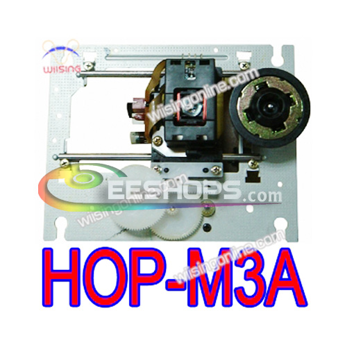 HITACHI AX1O CD Player Laser Lens Optical Pick Up HOPM3A HOP-M3A With Deck Assembly Replacement Repair Part