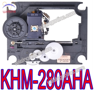 Philips DVP320 DVD Player Laser Lens Sony KHM-280AHA Optical Pickup Assembly KHM280AHA Lasereinheit Replacement Repair Part