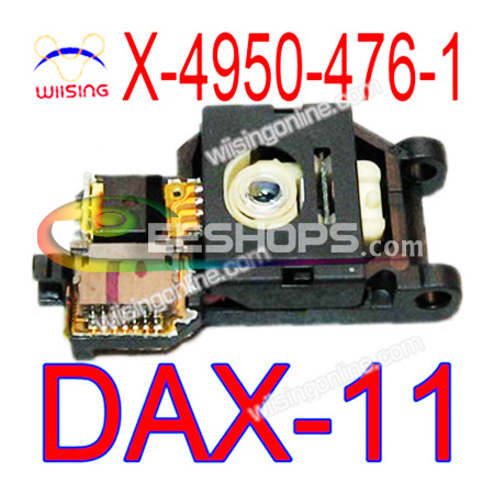 Sony CD Player Walkman Optical Pick Up Laser Lens X-4950-476-1 DAX-11 DAX11 Replacement Repair Part
