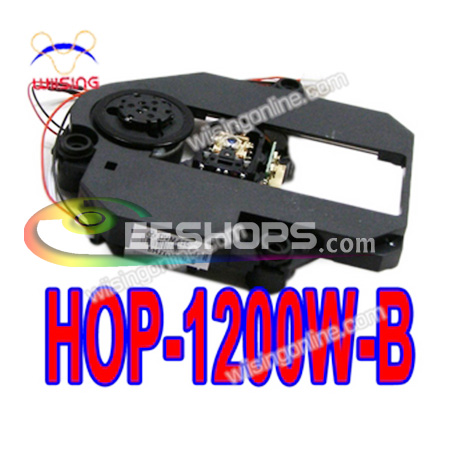 Hitachi HOP-1200W-B Optical Pick UP HOP1200WB CD DVD-ROM Drive Player Laser Lens Mechanism Assembly With Deck Replacement Repair Part