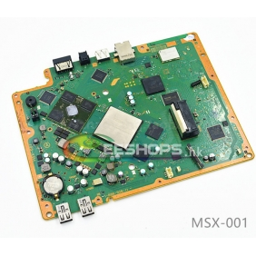 Genuine MotherBoard Mother Main Board MSX-001 for Sony PlayStation 3 PS3 4000 250GB 500GB Earlier than Version 4.53 Replcement
