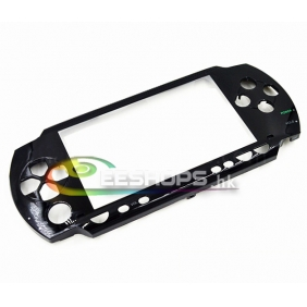 Brand New Cheap Original Upper Cover Shell Faceplate Replacement for Sony PSP 1000 PSP1000 Piano Black Free Shipping