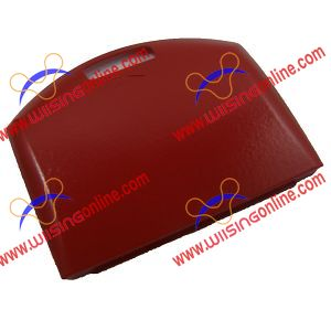 PSP 1000 Battery Back Door Cover Red (PSP Fat)