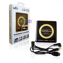 Sony PSP 2000 16000 Mah Emergency Charger