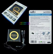 Sony PSP 2000 26000Mah Emergency Charger