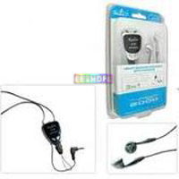 Sony PSP 2000 3 in 1 Heart Shaped Earphone With FM Radio