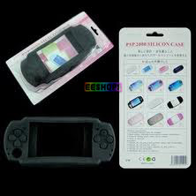 Sony PSP 2000 Silicon Sleeve A