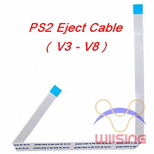 SONY PS2 Eject Ribbon Cable V3-V8