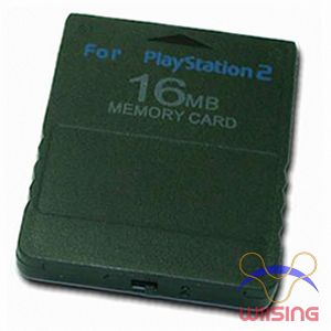 16MB PS2 memory card for sony PlayStation2 (PS2)