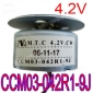 CCM03-042R1-9J 4.2V DC Motor for CD VCD DVD RW Burner Drive Blu-ray Player