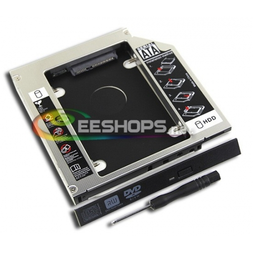 Best laptop 2nd SSD HDD caddy second hard disk drive