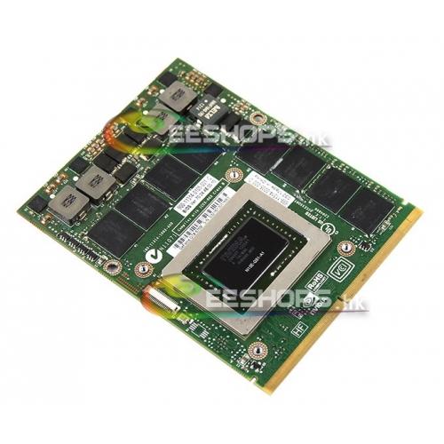Dell Alienware GTX 675M 2Gb Gddr5 N13E-GS1-A1 Nvidia Video Card
