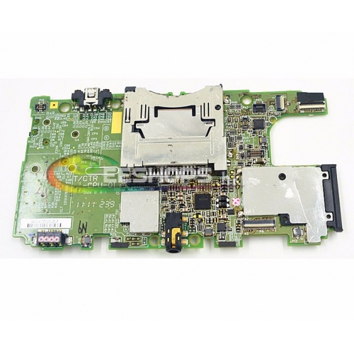 Buy Cheap Genuine for Nintendo 3DS MotherBoard PCB Main Board Handheld Game Console MainBoard With Card Slot US Version Replacement Part Free Shipping