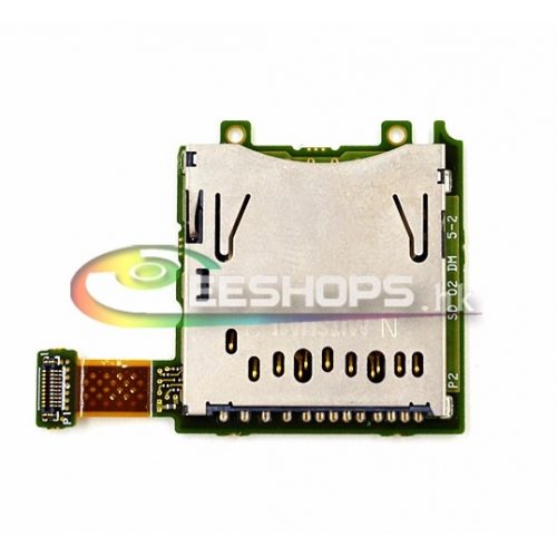 Buy Cheap Best Original SD Card Slot Module Replacement for Nintendo 3DS Handheld Console Repair Part Free Shipping