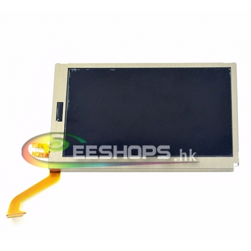 Buy Original Cheap UP Top Upper LCD Screen Display for Nintendo 3DS Game Console Replacement Repair Part Free Shipping