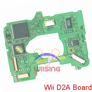D2A DVD Drive Board Replacement for Nintendo Wii Console