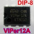 Laptop Chip 10 PCS VIPer12A off line DIP-8 SMPS primary switcher