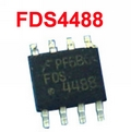 Laptop Chip 20PCS FDS4488 30V N-Channel PowerTrench MOSFET