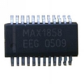 Laptop Chip MAXIM MAX1858EEG Dual 180°Out-of-Phase PWM Step-Down