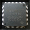 Laptop Chip SMSC KBC1021-MT Application areas include transducer