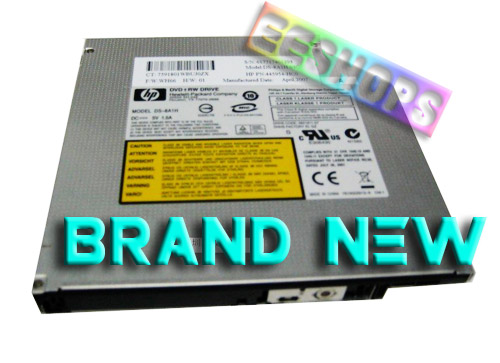 New Lite-on 8X DL DVD RW Burner Drive DS-8A1H Lightscribe