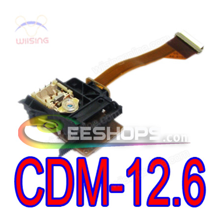 model NEW OPTICAL LASER LENS PICKUP CDM12.6