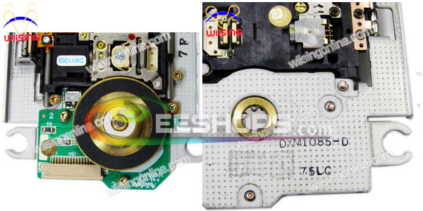 Pioneer CDJ-100s 500S 700S DVD Player Laser Lens Optical Pickup DXM1085-D Mechanism Assembly DWY1069 DWY-1069 Replacement Repair Part