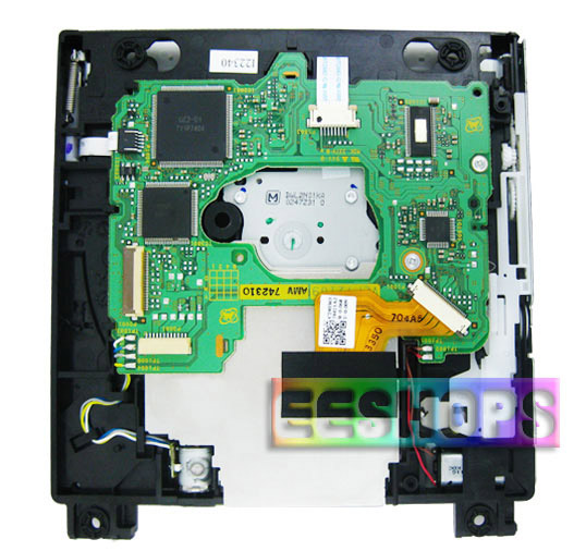 how to repair dvd drive